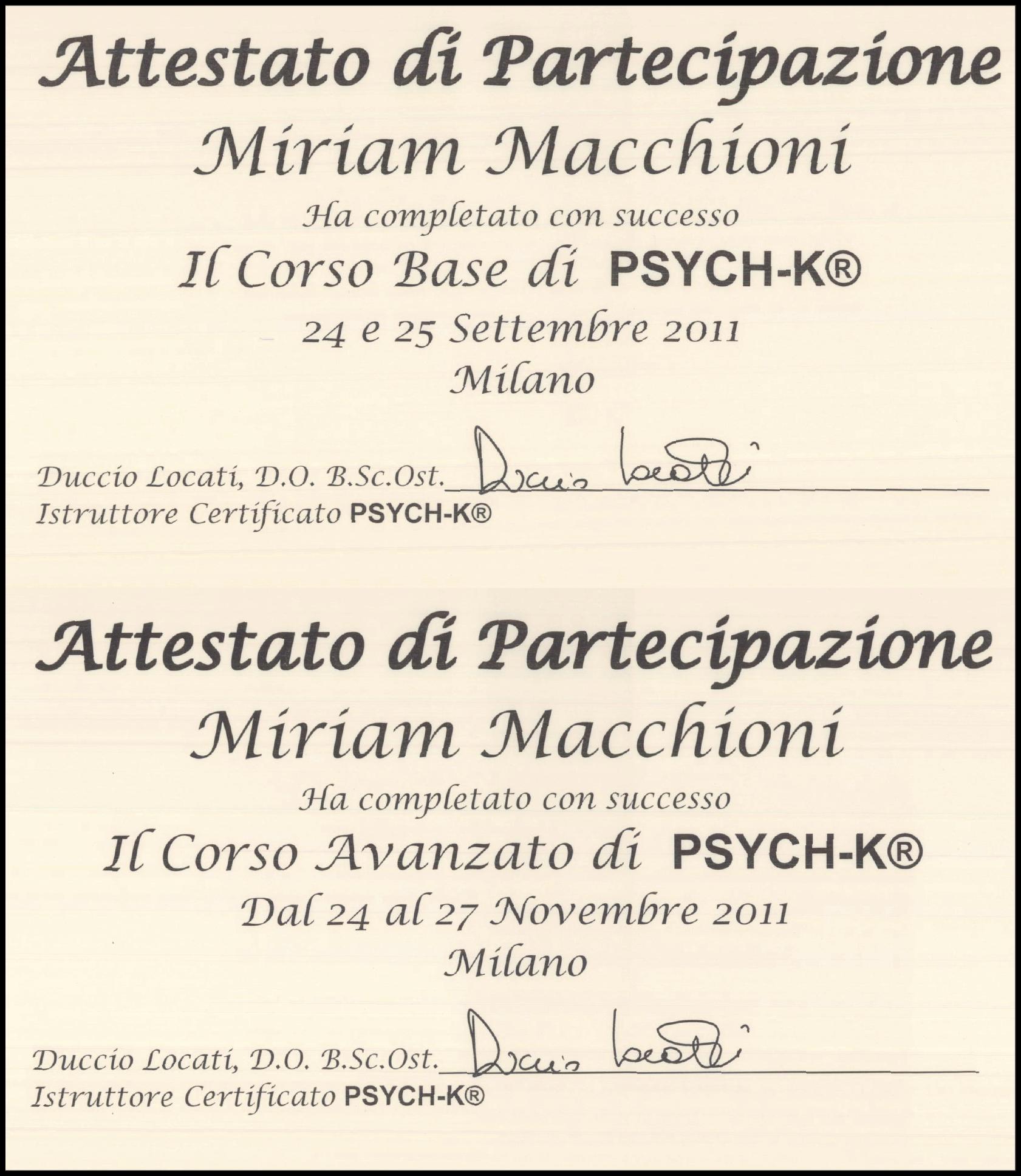 Diploma Psych-K